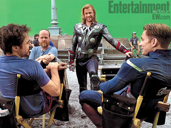 The Avengers Photos