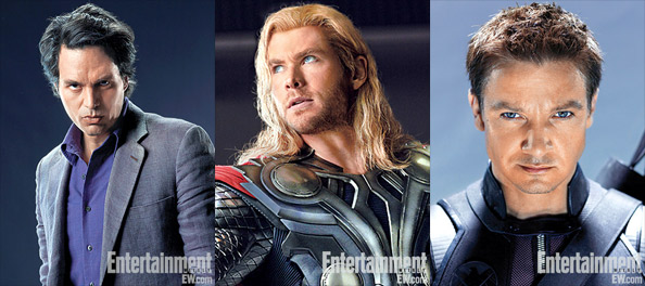 The Avengers Photos - Entertainment Weekly