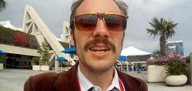 Bob Stencil - Comic-Con 2011
