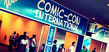 Comic-Con 2017: Our First Look at Preview Night Showfloor Photos