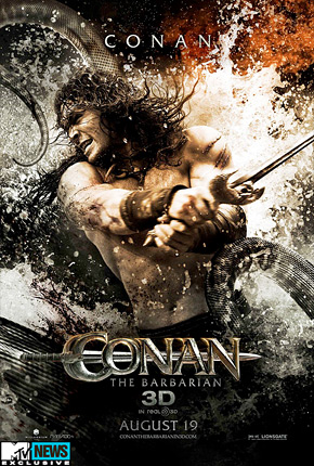 Conan Poster