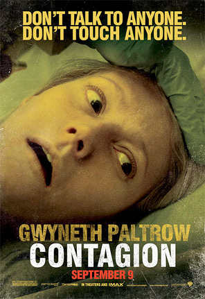 Contagion Character Poster - Gwyneth Paltrow