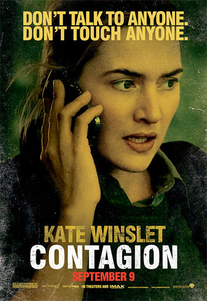 Contagion Character Poster - Kate Winslet
