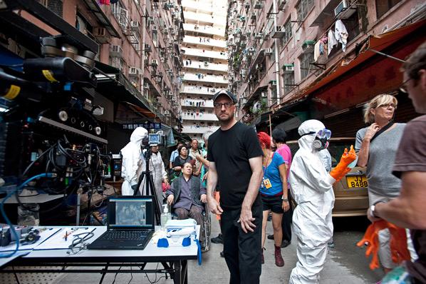 Steven Soderbergh's Contagion Photos