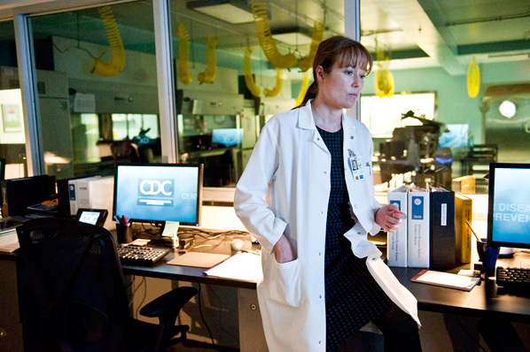 Steven Soderbergh's Contagion Photos