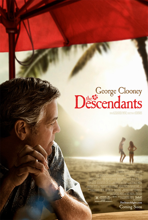 Alexander Payne's The Descendants Poser