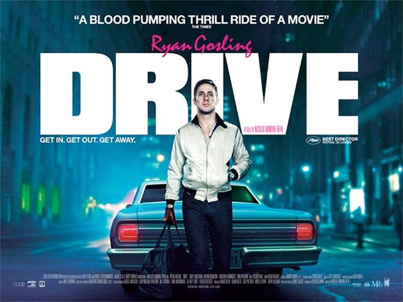 Drive UK Poster