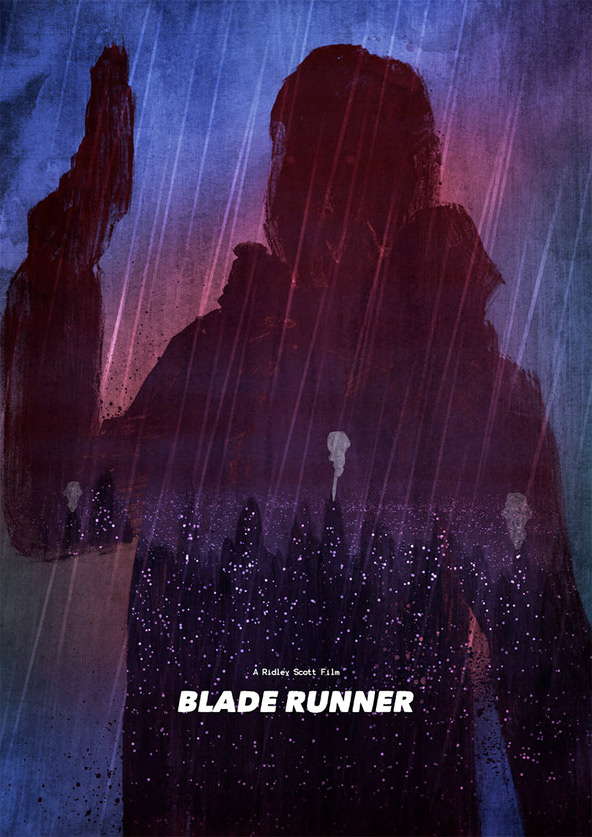 Dean Walton's Classic Sci-Fi - Blade Runner