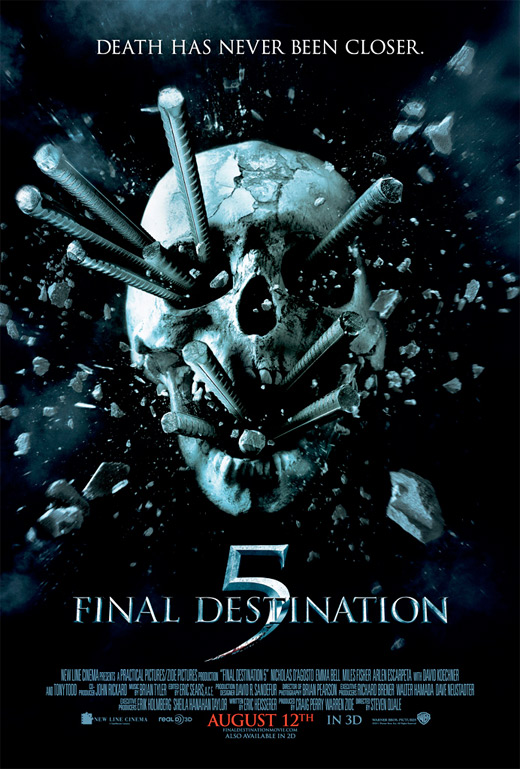 More Crazy Skull Action on the Latest Poster for 'Final ...