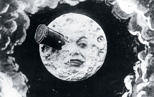 Georges Méliès' A Trip to the Moon