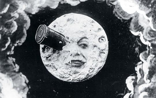 Georges Méliès' A Trip to the Moon