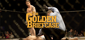 The Golden Briefcase - Warrior