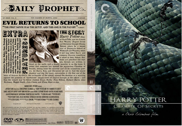 Harry Potter Criterion Collection