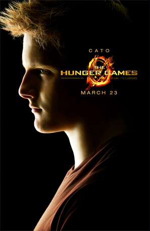 The Hunger Games - Cato
