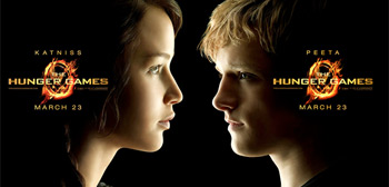 The Hunger Games - Katniss & Peeta