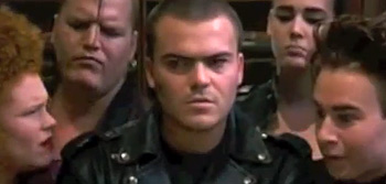Jack Black in 25 Actors Before They Were Famous