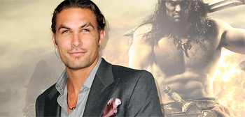Jason Momoa
