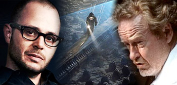 Damon Lindelof / Prometheus / Ridley Scott