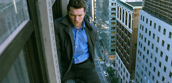 Sam Worthington in Man on a Ledge Teaser Trailer