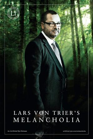 Melancholia Poster - Lars von Trier