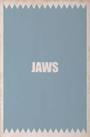 Brickhut Poster - Jaws