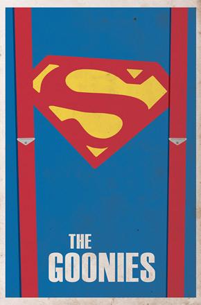 Brickhut Poster - The Goonies