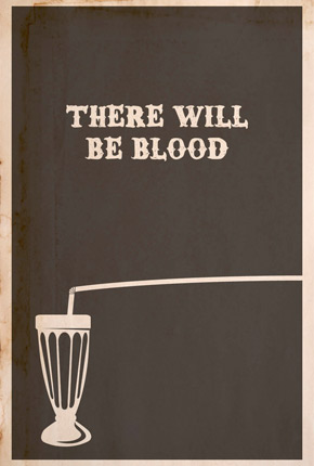 Brickhut Poster - There Will Be Blood