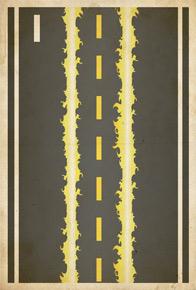 Brickhut Poster - Back to the Future I