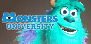 Sulley from Monsters University
