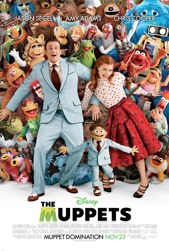 Disney's The Muppets Poster