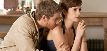 Jim Sturgess & Anne Hathaway in One Day