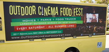 Outdoor Cinema Food Fest