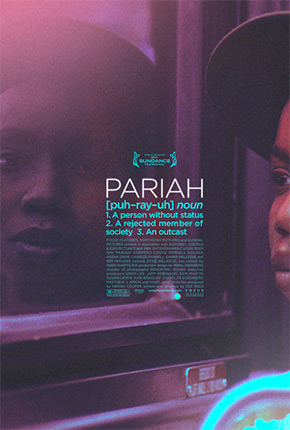 Pariah Official Poster