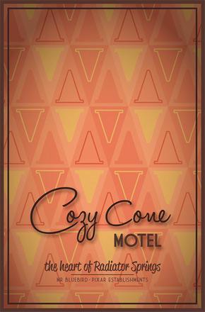 Cozy Cone Motel