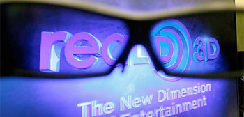 RealD 3D Glasses