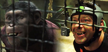 Rise of the Planet of the Apes Weta Featurette