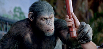 Rise of the Planet of the Apes