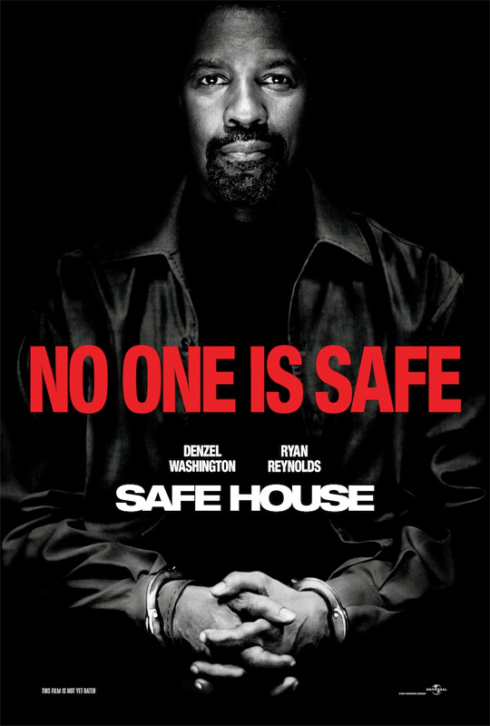 Safe House Teaser Poster