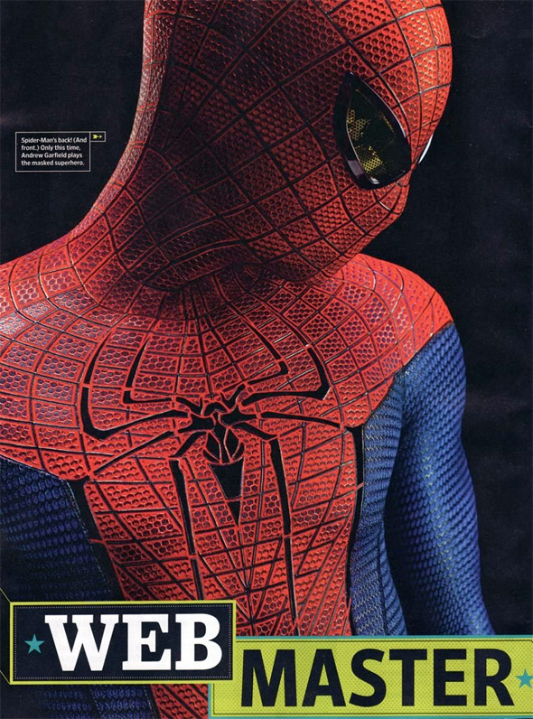 The Amazing Spider-Man Photos Entertainment Weekly