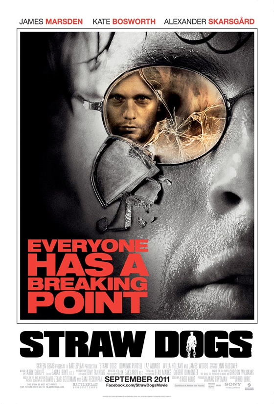 Rod Lurie's Straw Dogs Poster