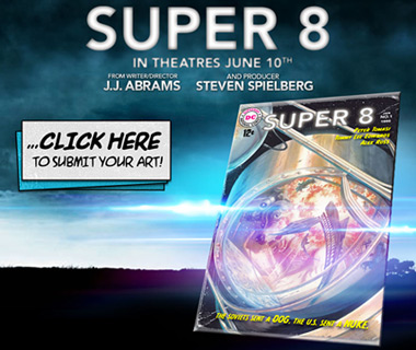 Super 8 Comic Book Art Contest