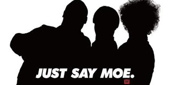 Just Say Moe - The Three Stooges