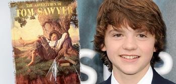 'Super 8' Star Joel Courtney Cast in 'Tom Sawyer ...