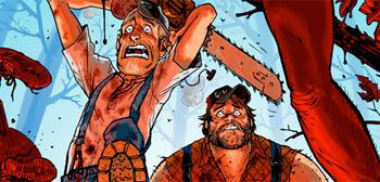 Tucker & Dale vs Evil Poster Art