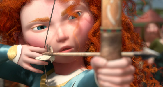 Pixar's Brave