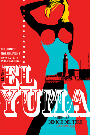7 Days in Havana Poster - El Yuma