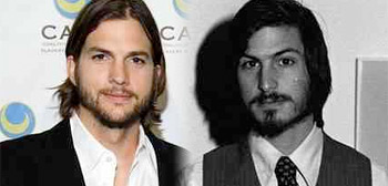 Ashton Kutcher / Steve Jobs