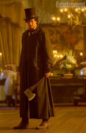 Abraham Lincoln: Vampire Hunter Photos