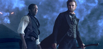 Abraham Lincoln: Vampire Hunter Sound Off
