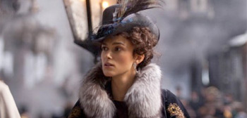 Keira Knightley in Anna Karenina